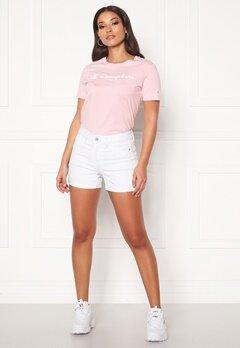 VERO MODA Hot Seven NW Fold Shorts Bright White Bubbleroom.eu