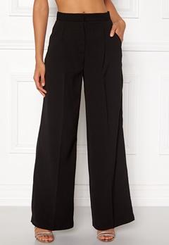 VERO MODA Lanjuli HW Wide Pants Black Bubbleroom.eu