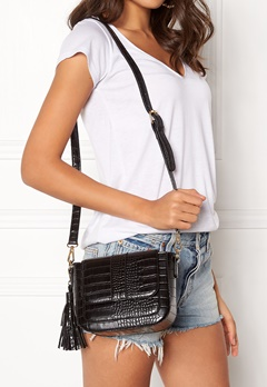 VERO MODA Meline Cross Over Bag Black Bubbleroom.eu