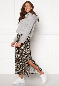 VERO MODA Simply Easy Maxi Skirt Oatmeal Bubbleroom.eu