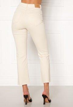 VERO MODA Stella HR Kick Flare Jeans Birch Bubbleroom.eu