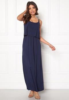 VERO MODA Super Easy Ancle Dress Black Iris Bubbleroom.eu