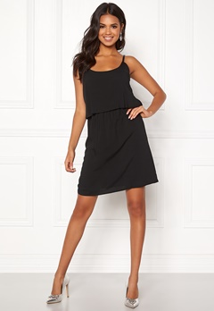 VERO MODA Super Easy SL Short Dress Black Bubbleroom.eu