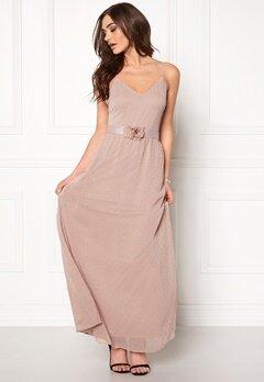 VERO MODA Tia Corsage Maxi Dress Rose Dust Bubbleroom.eu