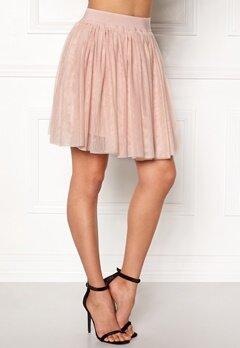 VERO MODA Tulle Short Skirt Dusty Rose Bubbleroom.eu