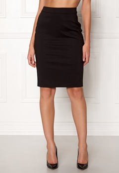 VERO MODA Victoria HW Pencil Skirt Black Bubbleroom.eu