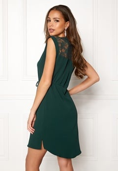 ONLY Vertigo SL Lace Dress Green Gables Bubbleroom.eu