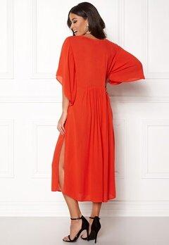 VILA Adisa Caftan Orange.Com Bubbleroom.eu