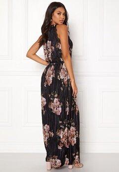 VILA B Maxi S/L Dress Black Bubbleroom.eu