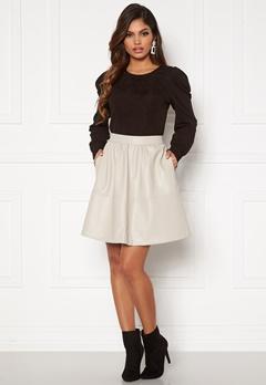 VILA Choosy HW Skirt Dove Bubbleroom.eu