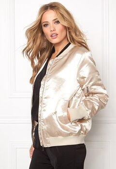 VILA Concrete Sateen Jacket Pink Tint Bubbleroom.eu