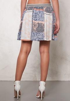 VILA Dalias Skirt Snow White Bubbleroom.eu