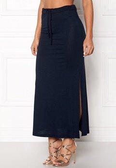 VILA Deana Maxi Skirt Total Eclipse Bubbleroom.eu