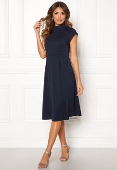 VILA Ellery S/L Dress Total Eclipse Bubbleroom.eu