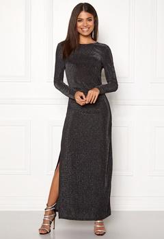 VILA Libbo Maxi Dress Black Bubbleroom.eu
