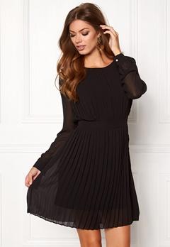VILA Vimillie Dress Black Bubbleroom.eu