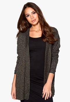 VILA Scalu Cardigan Black Olive Bubbleroom.eu