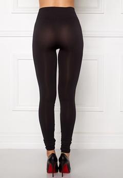 VILA Seam Long Leggings Black Bubbleroom.eu
