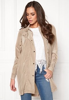 VILA Vieastha jacket Soft Camel Bubbleroom.eu