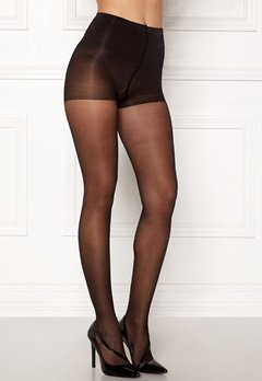 Vogue Slim Magic Tights 20 Den Black Bubbleroom.eu