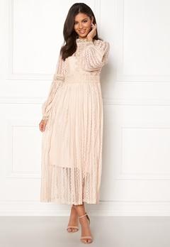 Y.A.S Wendy Lace Dress Antique white Bubbleroom.eu