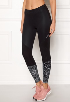 2XU Wind Defence Tights Blk/Sgr Bubbleroom.eu