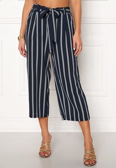 ONLY Winner Palazzo Culotte Night Sky/Stripes Bubbleroom.eu