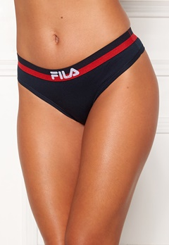 FILA Woman String Elastic 321 Navy Bubbleroom.eu