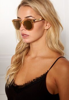 WOS Golden Air Sunglasses Gold Bubbleroom.eu