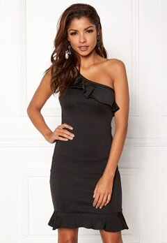 WOW COUTURE Lenore Bandage Dress Black Bubbleroom.eu