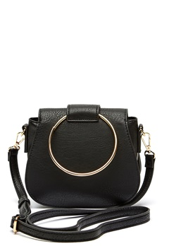 VERO MODA Wrista Cross Over Bag Black Bubbleroom.eu
