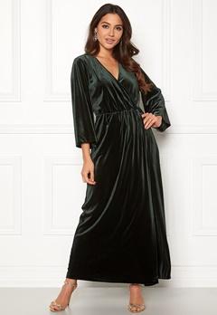 Y.A.S Balea 3/4 Ancle Dress Darkest Spruce Bubbleroom.eu