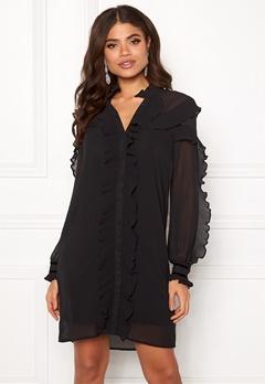 Y.A.S Blissa LS Dress Black Bubbleroom.eu