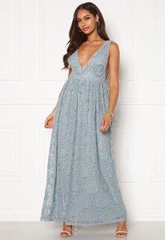 Y.A.S Cheshire SL Maxi Dress Blue Heaven Bubbleroom.eu
