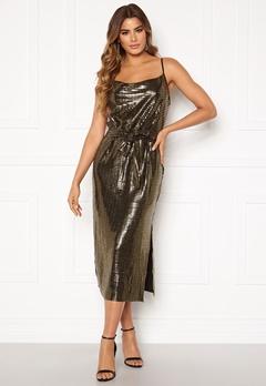 Y.A.S Ellie SL Midi Dress Black Bubbleroom.eu