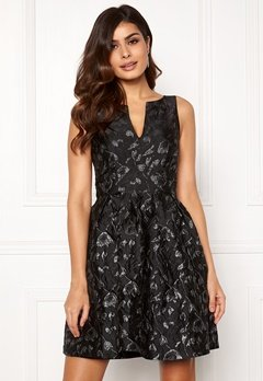 Y.A.S Losha SL Dress Black Bubbleroom.eu