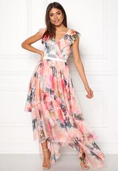 Y.A.S Pallida S/S Dress Star White / Multi Bubbleroom.eu