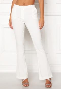 Y.A.S Samura Libby Pant Star White Bubbleroom.eu