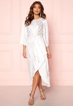 Y.A.S Xenia Dress Star White Bubbleroom.eu