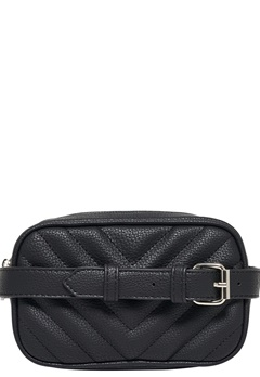 ONLY Zag PU Belt Bumbag Black Bubbleroom.eu