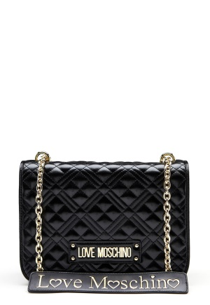Love Moschino Evening Bag Black Bubbleroom