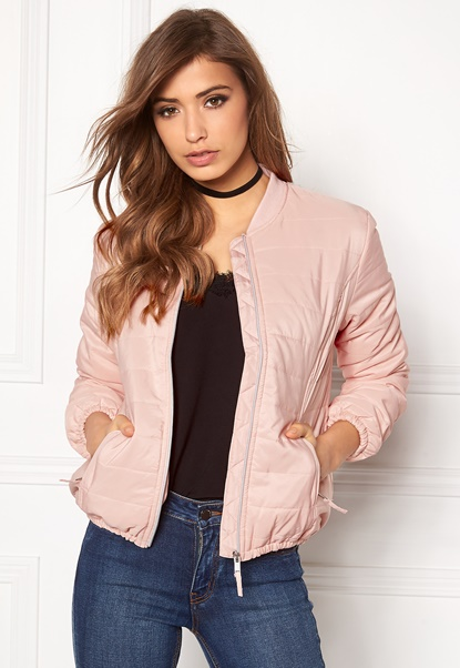 b.young Celene Jacket 80060 Pale Blush Bubbleroom.eu