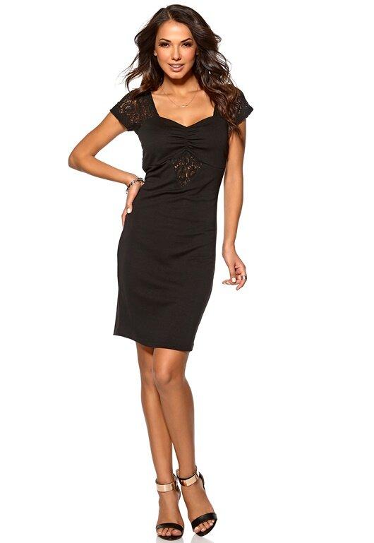 2c17c1b9bd13 Truly mine Dress Black - Bubbleroom