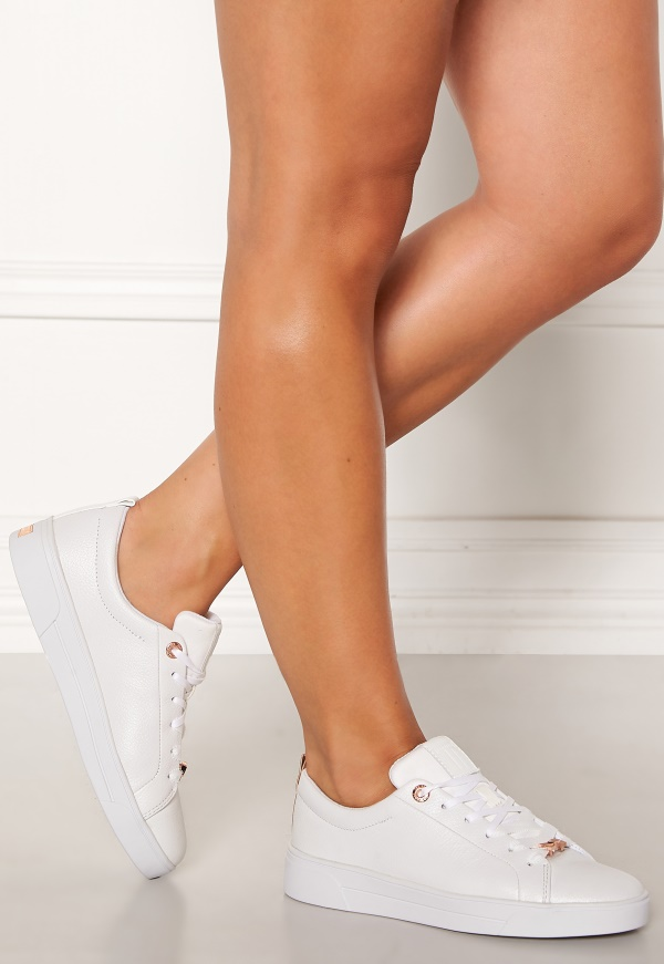 Ted Baker Gielli Shoes White - Bubbleroom