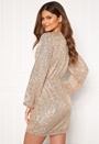 Lyc L/S Short Dress