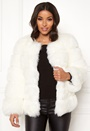 Dusk Faux Fur Coat