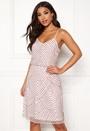 Strappy Sequin Mini Dress
