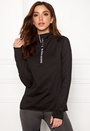 Half Zip Polo Christa