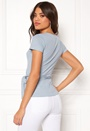 Ilma wrapped top