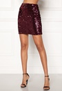 Lene sequin skirt